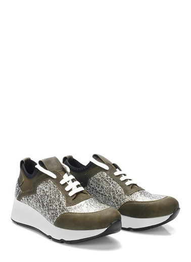 İnci Sneakers Haki